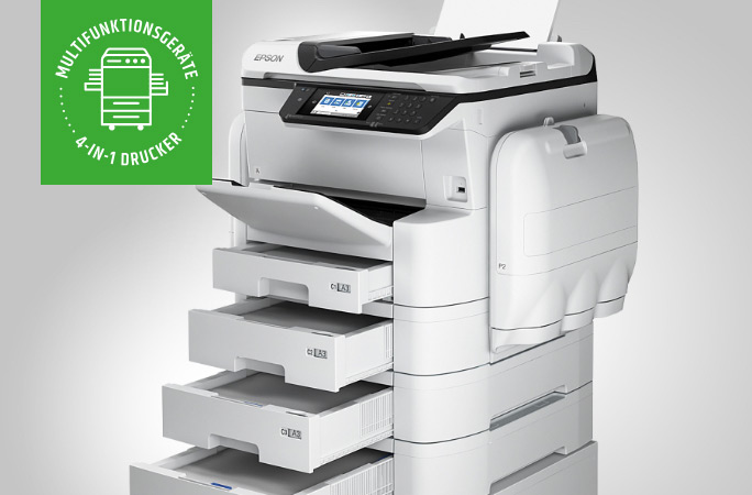 Multifunktionsdrucker, 4 in 1 Drucker, MFP, Multifunktion